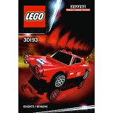 LEGO Ferrari 250 GT Berlinetta [30193] - Building Set Transportation